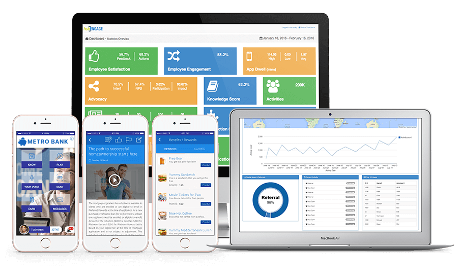 bank employee apps