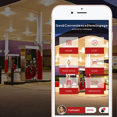 Mobile apps for gas station employees and convenience for Mobili convenienti