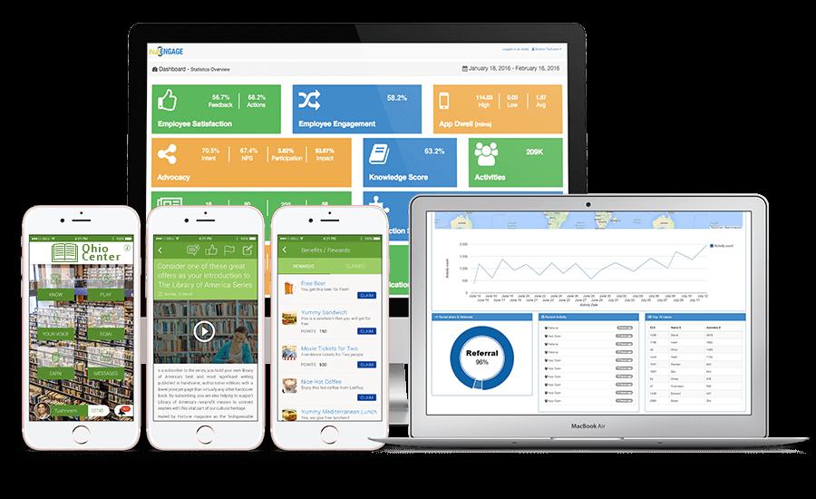 library-employee-engagement-communication-software-platform