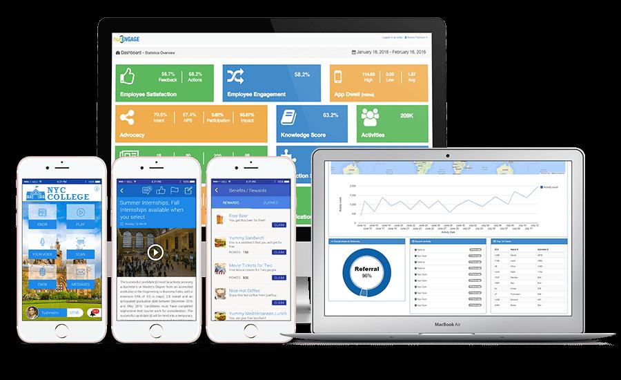 college-university-employee-engagement-communication-software-platform