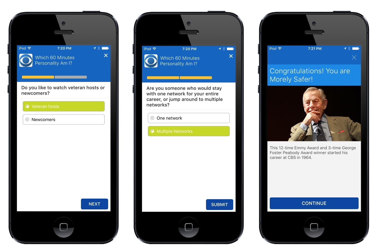 hubengage-buzzfeed-quiz-what-am-i-learning-development-enterprise-mobile