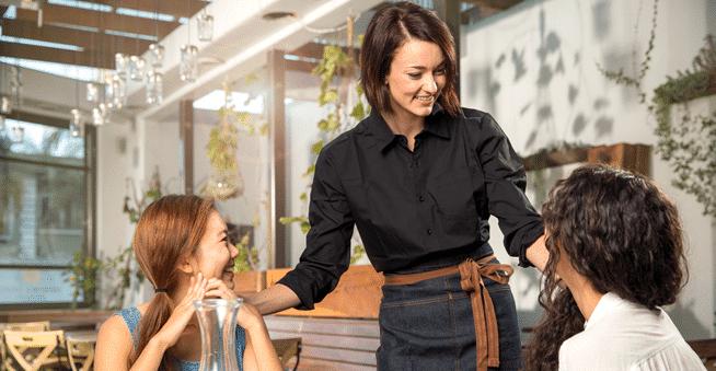 restaurant employee app