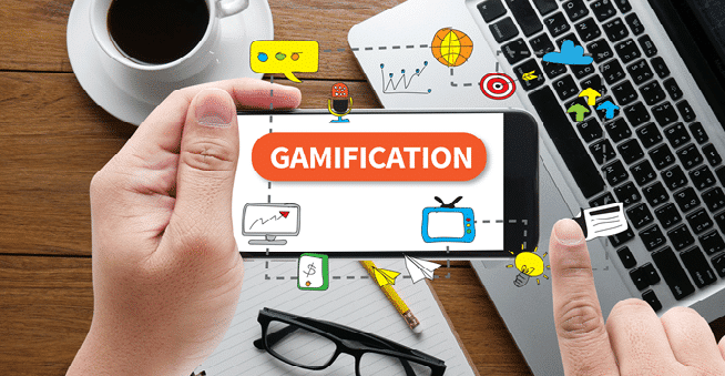 employee app gamification