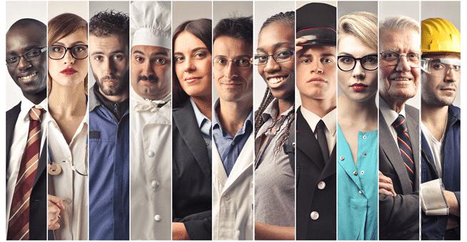 employee app segmentation
